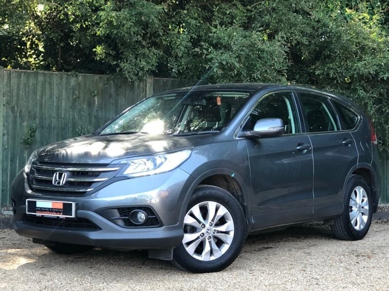used Honda CR-V i-DTEC SE 5dr (dab) in in-dorset