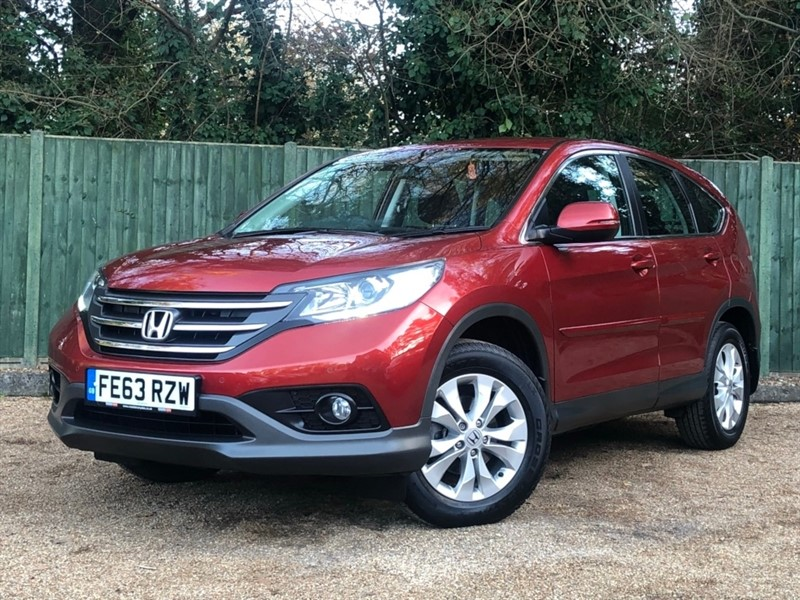 used Honda CR-V i-VTEC SE Station Wagon 4x4 5dr in in-dorset