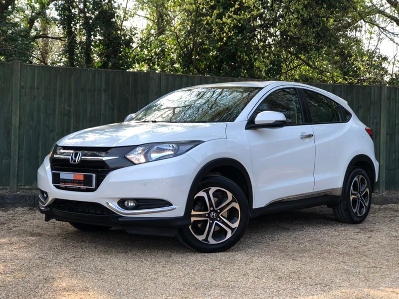 used Honda HR-V i-VTEC SE (s/s) 5dr in in-dorset