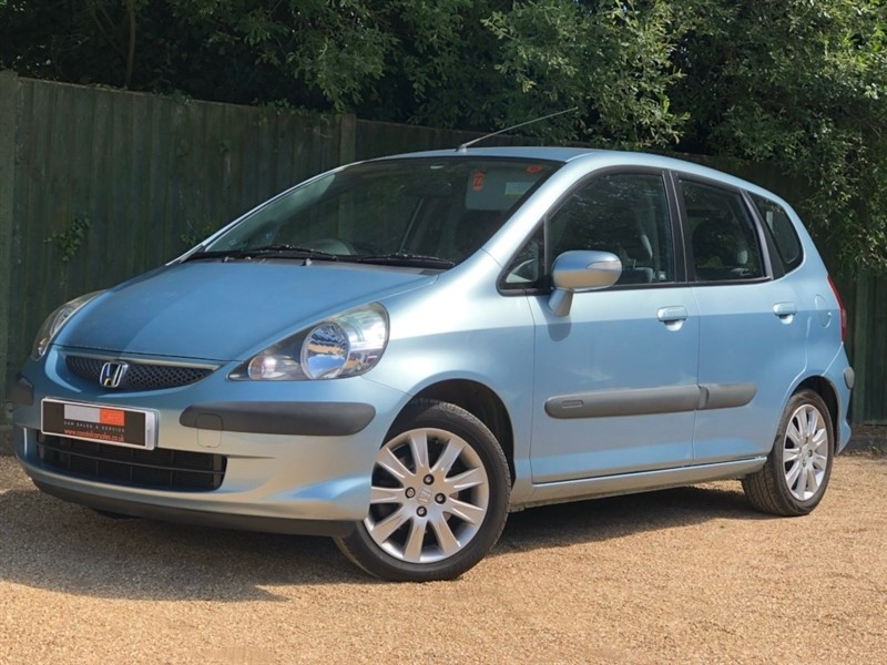 used Honda Jazz i-DSI SE 5dr in in-dorset