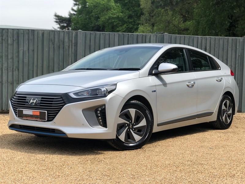 used Hyundai Ioniq GDi Premium SE DCT 5dr in in-dorset
