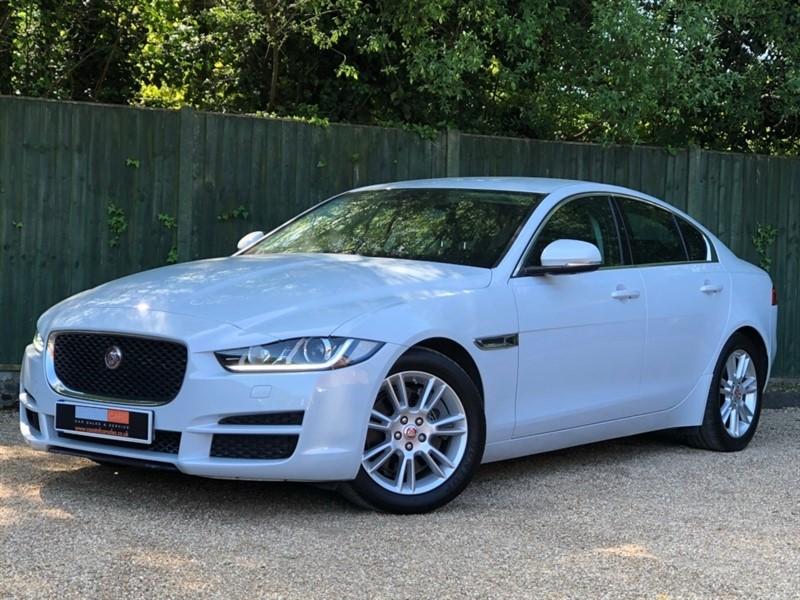 used Jaguar XE i Prestige 4dr in in-dorset