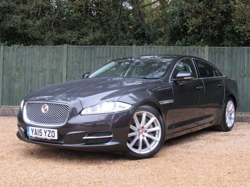 used Jaguar XJ TD Luxury (SWB) 4dr (start/stop) in in-dorset