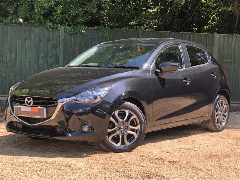 used Mazda Mazda2 Sport Nav (s/s) 5dr in in-dorset
