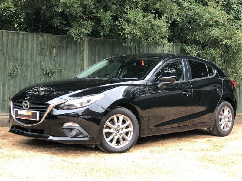 used Mazda Mazda3 SKYACTIV-G SE-L Nav 5dr in in-dorset