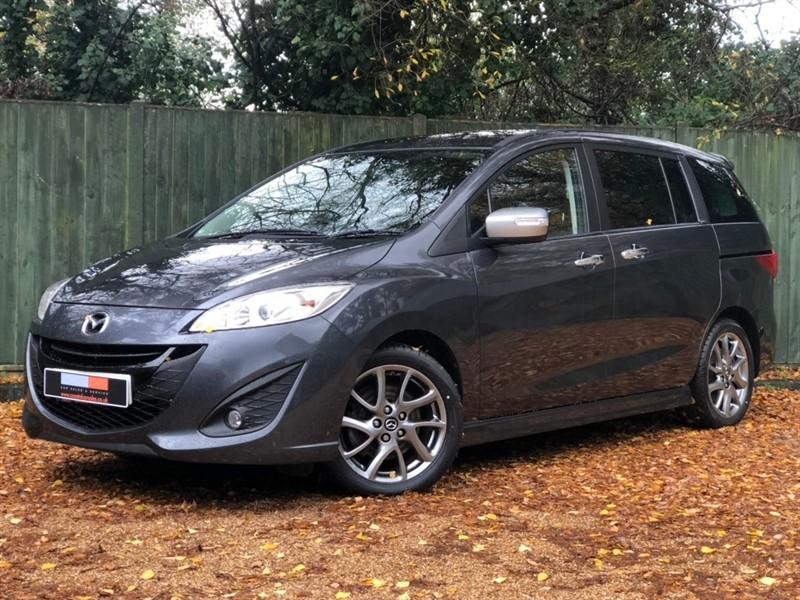 used Mazda Mazda5 D Sport Venture 5dr in in-dorset
