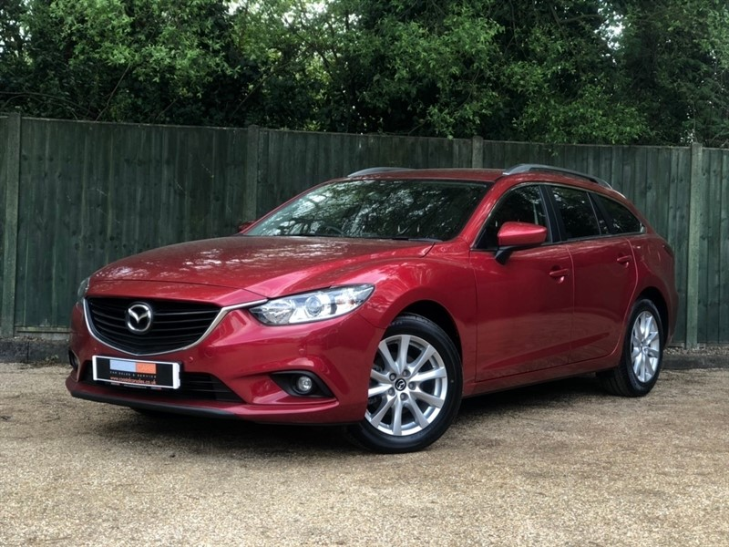used Mazda Mazda6 TD SKYACTIV-D SE-L Nav Tourer 5dr in in-dorset