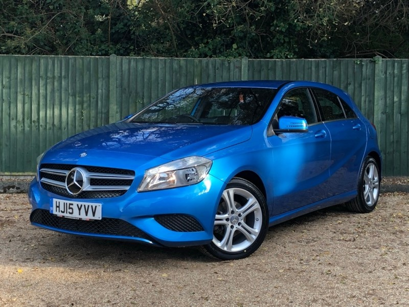 used Mercedes A180 CDI A Class Sport Edition 7G-DCT 5dr (E6) in in-dorset