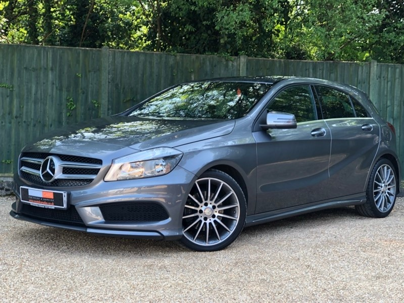 used Mercedes A200 A Class CDI AMG Sport 7G-DCT 5dr in in-dorset