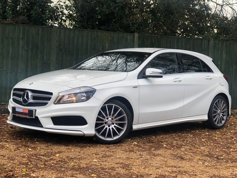 used Mercedes A200 A Class CDI AMG Sport 5dr in in-dorset