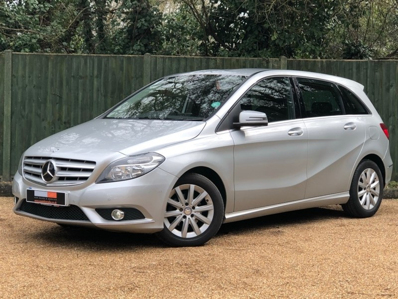 used Mercedes B180 CDI B Class SE 7G-DCT 5dr in in-dorset
