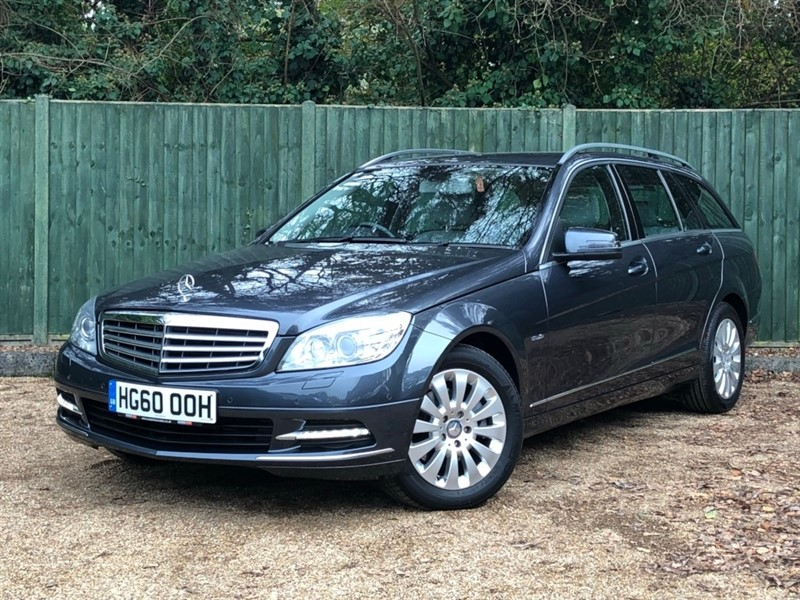 used Mercedes C220 C Class CDI BlueEFFICIENCY Elegance 5dr in in-dorset