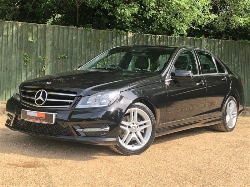 used Mercedes C220 C Class CDI AMG Sport Edition (Premium) 7G-Tronic Plus 4dr in in-dorset