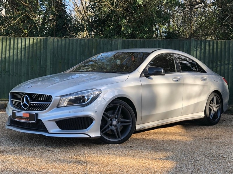 Mercedes CLA200 CDI for sale