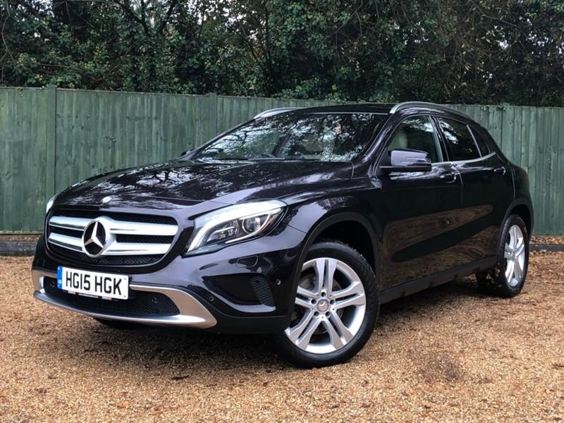 used Mercedes GLA250 GLA Class Sport 4MATIC 5dr in in-dorset