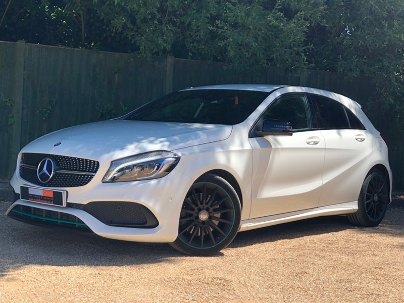 used Mercedes  A Class A220d Motorsport Edition 7G-DCT (s/s) 5dr in in-dorset
