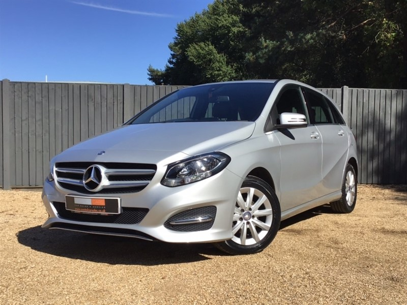 used Mercedes  B Class B180d SE (s/s) 5dr in in-dorset