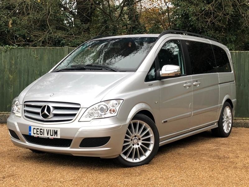 Mercedes Viano for sale
