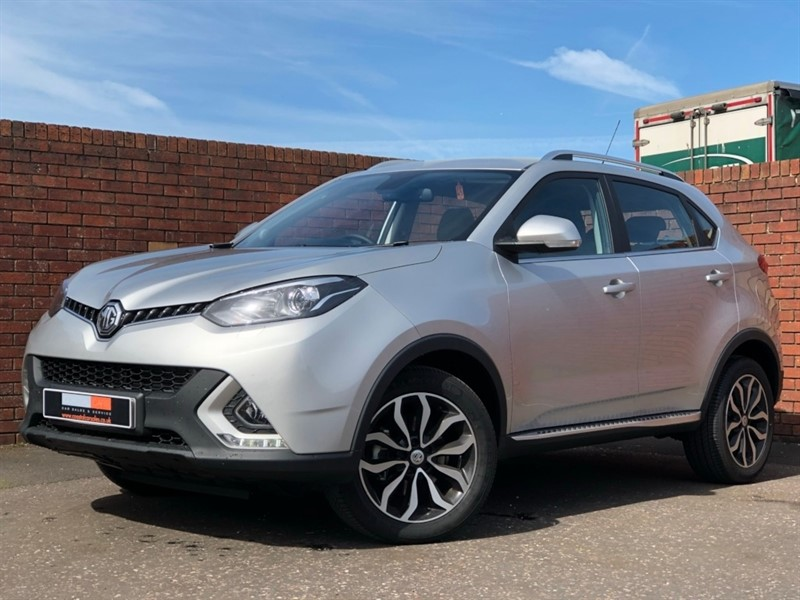 used MG GS TGI Exclusive DCT (s/s) 5dr in in-dorset