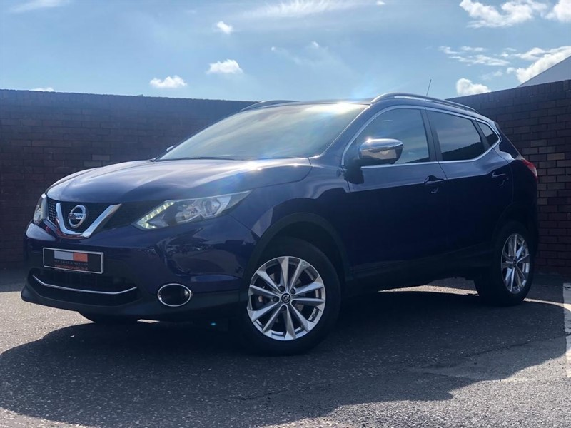 used Nissan Qashqai dCi Tekna 5dr in in-dorset