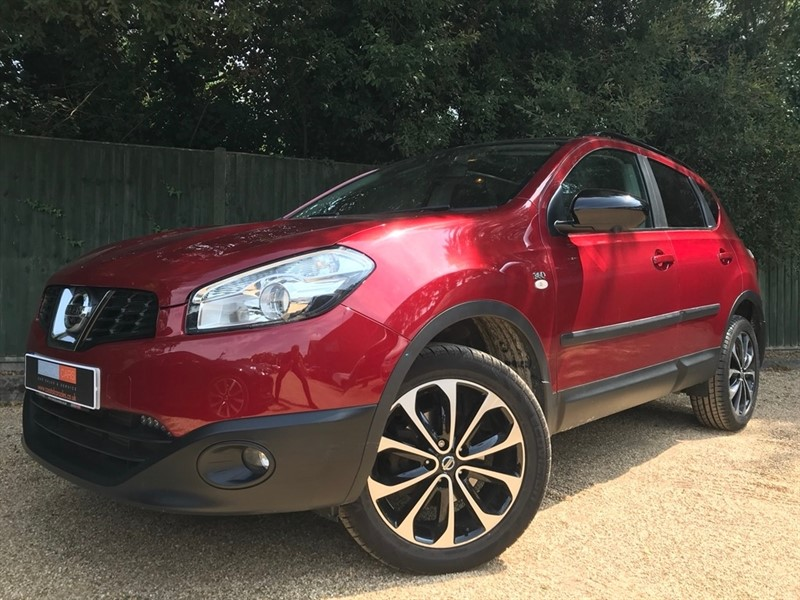 used Nissan Qashqai dCi 360 (s/s) 5dr in in-dorset