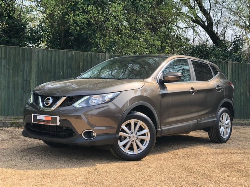 used Nissan Qashqai DIG-T Acenta Premium 5dr in in-dorset