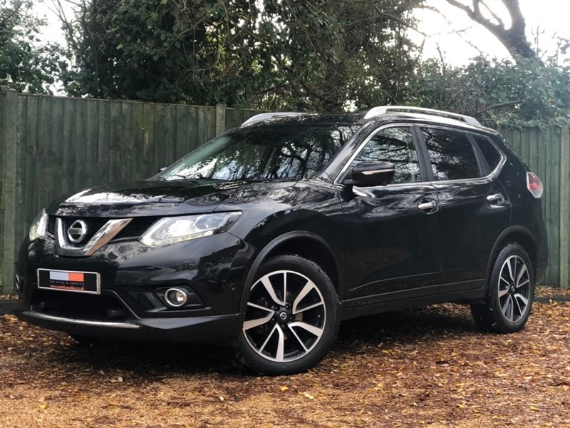 used Nissan X-Trail dCi Tekna Xtronic CVT (s/s) 5dr in in-dorset