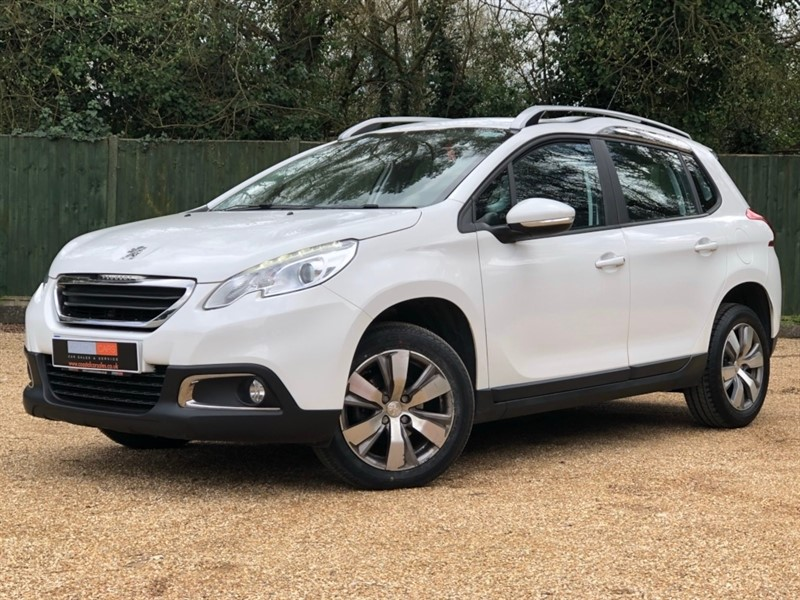 used Peugeot 2008 BlueHDi Active 5dr in in-dorset