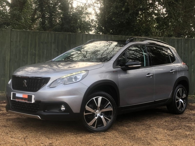used Peugeot 2008 PureTech GT Line (s/s) 5dr in in-dorset