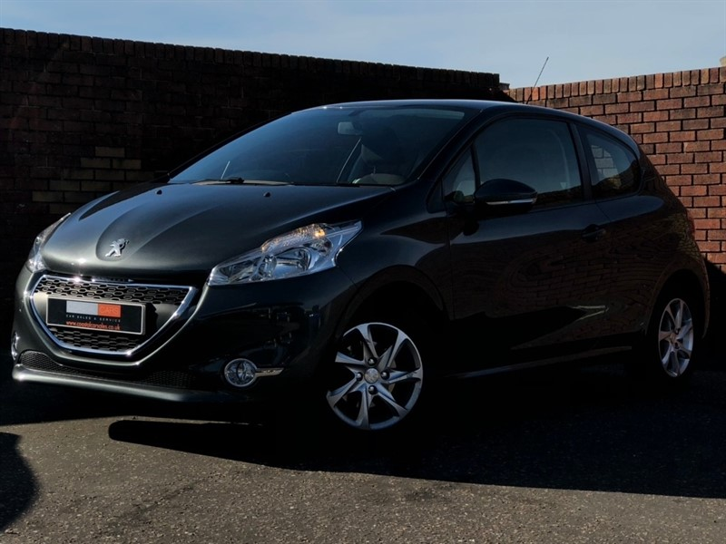 used Peugeot 208 VTi PureTech Active 3dr in in-dorset