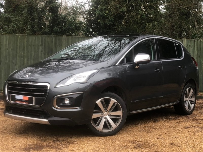 used Peugeot 3008 BlueHDi Allure (s/s) 5dr in in-dorset