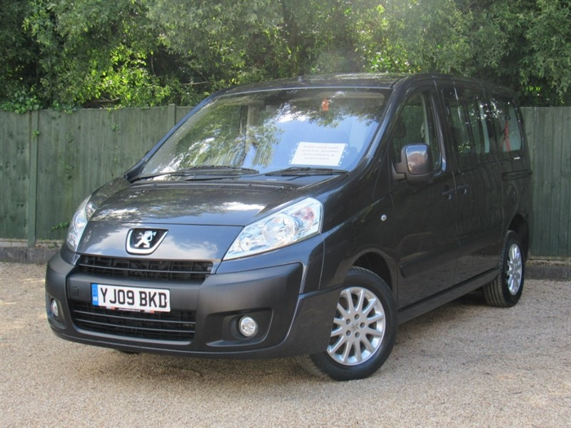 used Peugeot Expert Tepee HDi Leisure L1 5dr (5/6 seats) in in-dorset