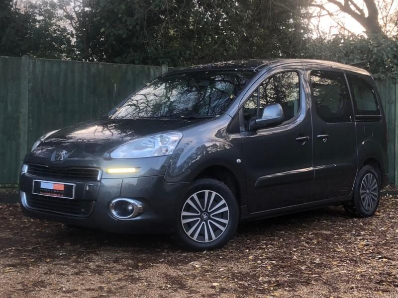 used Peugeot Partner  in in-dorset