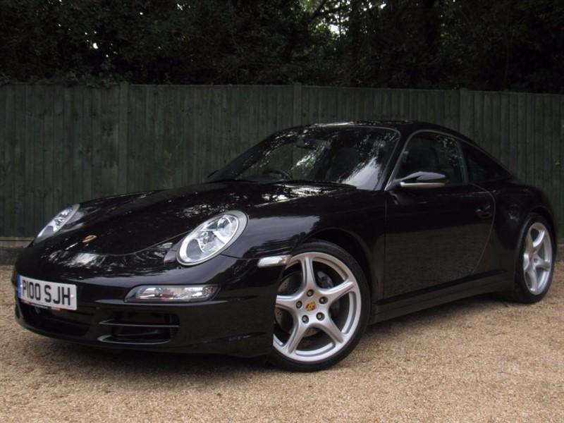 used Porsche 911 997 Targa 4 AWD 2dr in in-dorset