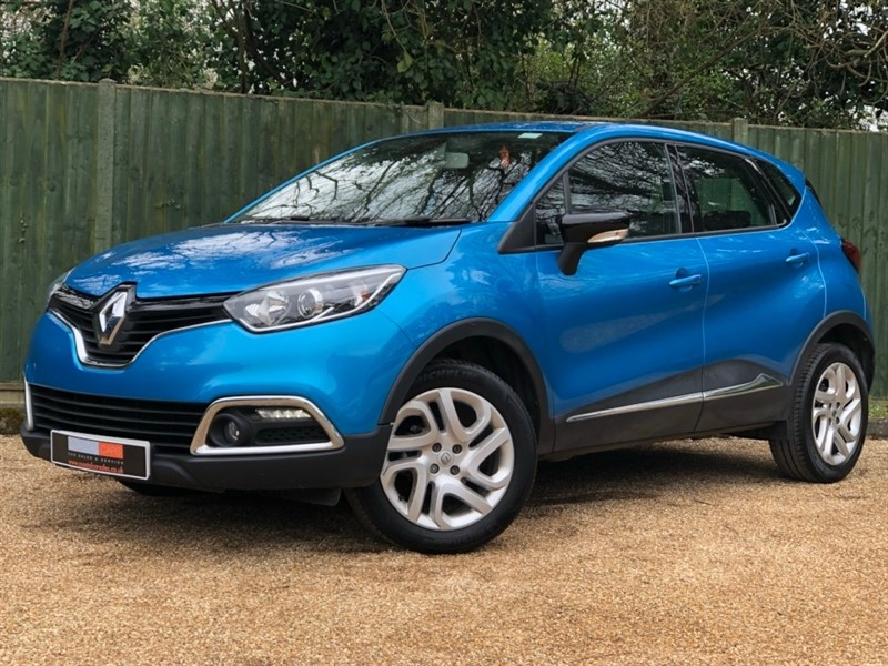 used Renault Captur TCe ENERGY Dynamique Nav (s/s) 5dr in in-dorset