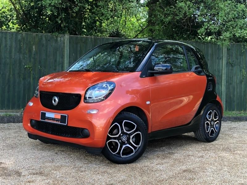 used Smart Car Fortwo Prime (s/s) 2dr in in-dorset