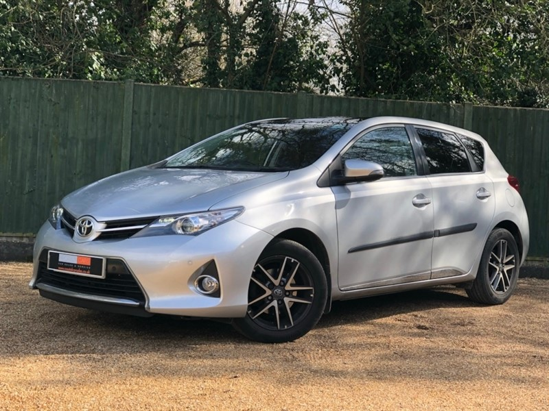 used Toyota Auris V-Matic Icon+ 5dr in in-dorset