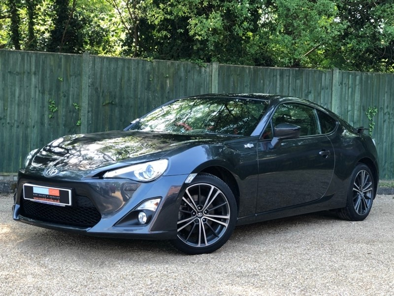 used Toyota GT86 D-4S 3dr in in-dorset