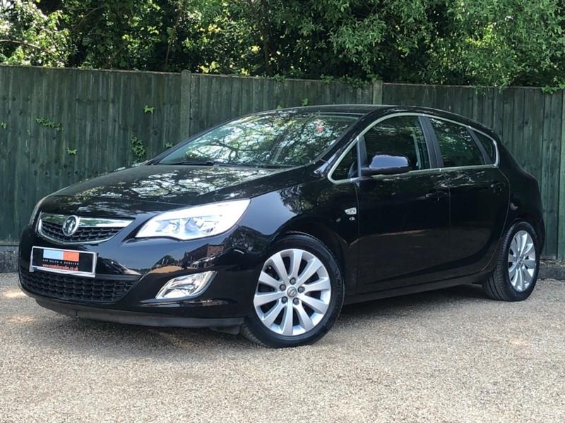 used Vauxhall Astra CDTi 16v Elite 5dr in in-dorset