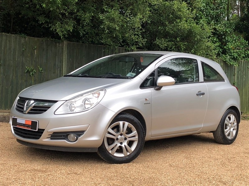 used Vauxhall Corsa 1.2 i 16v Energy 3dr (a/c) in in-dorset