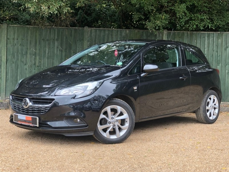 used Vauxhall Corsa 1.2 i Energy 3dr (a/c) in in-dorset