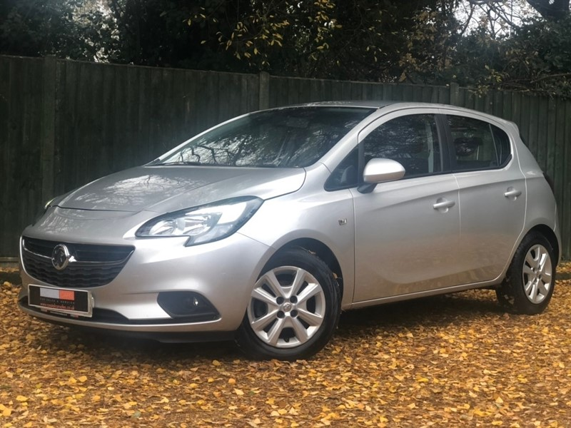 used Vauxhall Corsa i Design 5dr in in-dorset