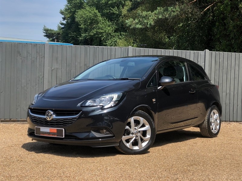 used Vauxhall Corsa 1.4i ecoFLEX Energy 3dr (a/c) in in-dorset