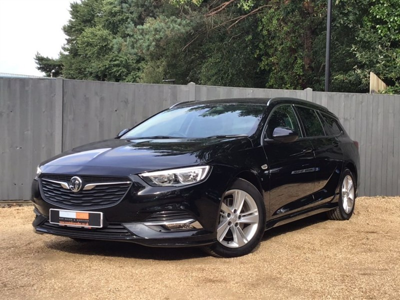 used Vauxhall Insignia Turbo D ecoTEC SRi Sports Tourer (s/s) 5dr in in-dorset