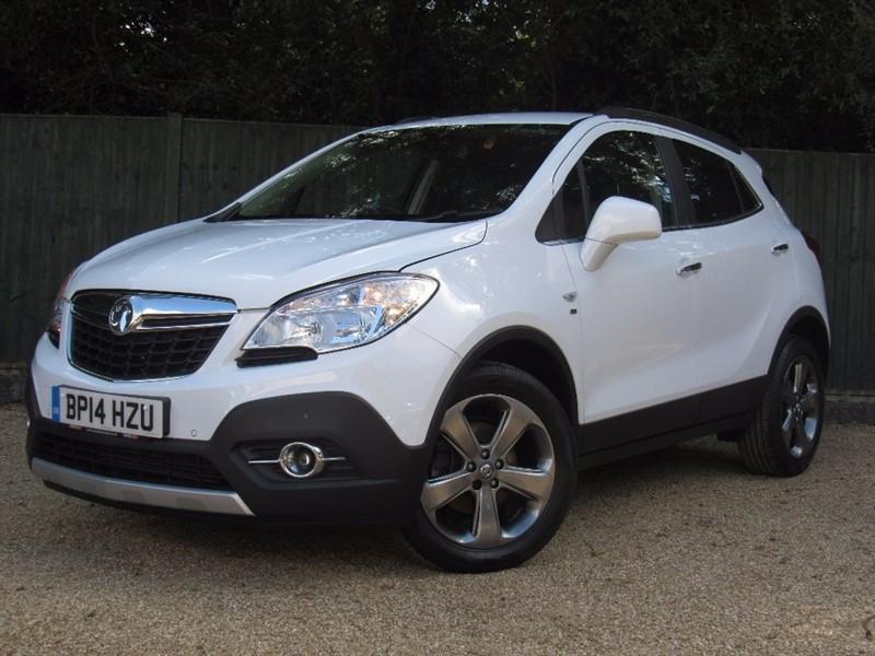 used Vauxhall Mokka CDTi 16v SE 4x4 5dr (start/stop) in in-dorset