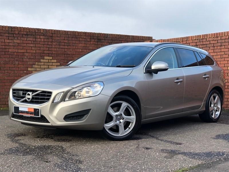 used Volvo V60 D3 SE Geartronic (s/s) 5dr in in-dorset