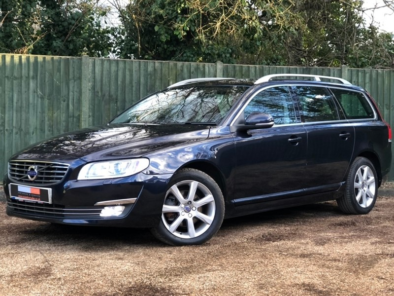 used Volvo V70 D4 SE Lux Geartronic 5dr in in-dorset