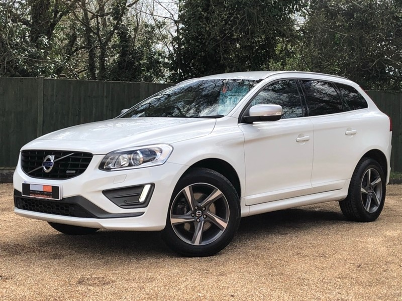 used Volvo XC60 TD D5 R-Design Geartronic 5dr in in-dorset