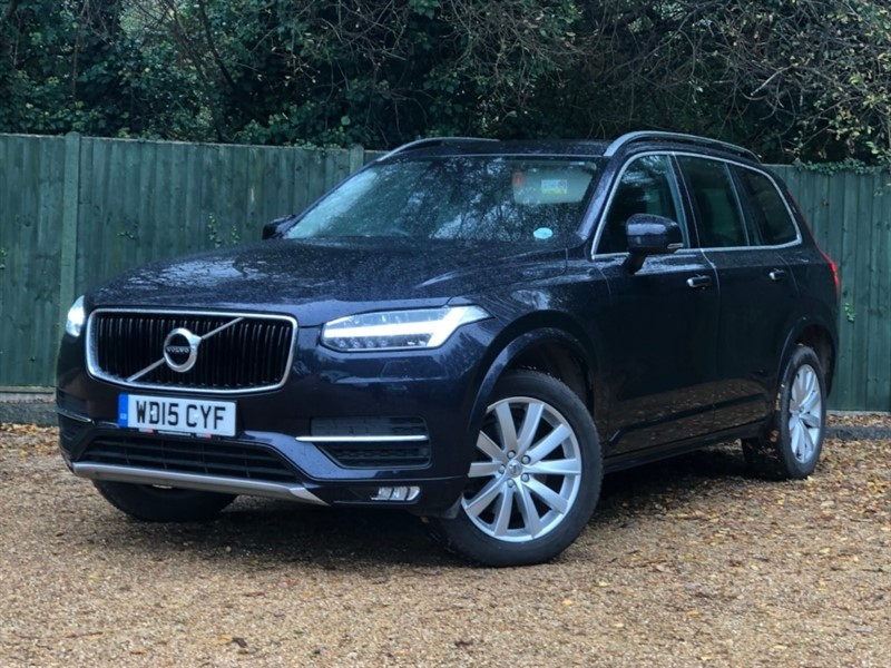 used Volvo XC90 TD D5 Momentum Estate Geartronic AWD 5dr (start/stop) in in-dorset