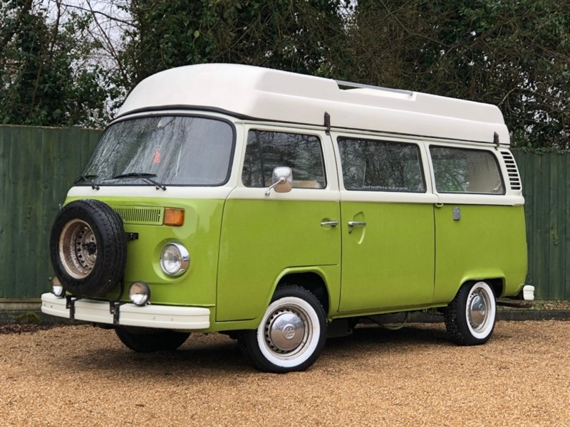 used VW Campervan  in in-dorset